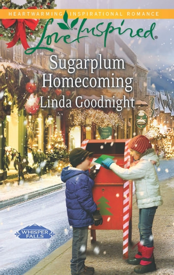 Sugarplum Homecoming - A Single Dad Romance 電子書 by Linda Goodnight