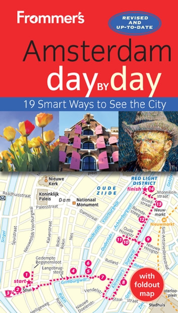 Frommer's Amsterdam day by day ebook by Sacha Heselstine