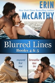 Blurred Lines: Books 4-5 ebook by Erin McCarthy