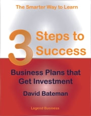 3 Steps to Success: Business Plans that Get Investment