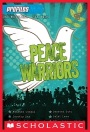 Profiles #6: Peace Warriors ebooks by Andrea Davis Pinkney