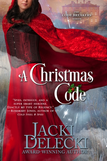 A Christmas Code ebook by Jacki Delecki