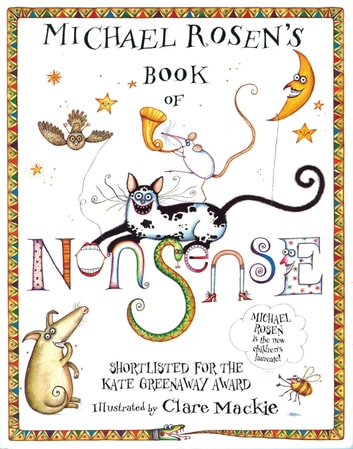 Michael Rosen's Book of Nonsense ebook by Michael Rosen