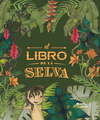 El libro de la selva ebook by Parragon