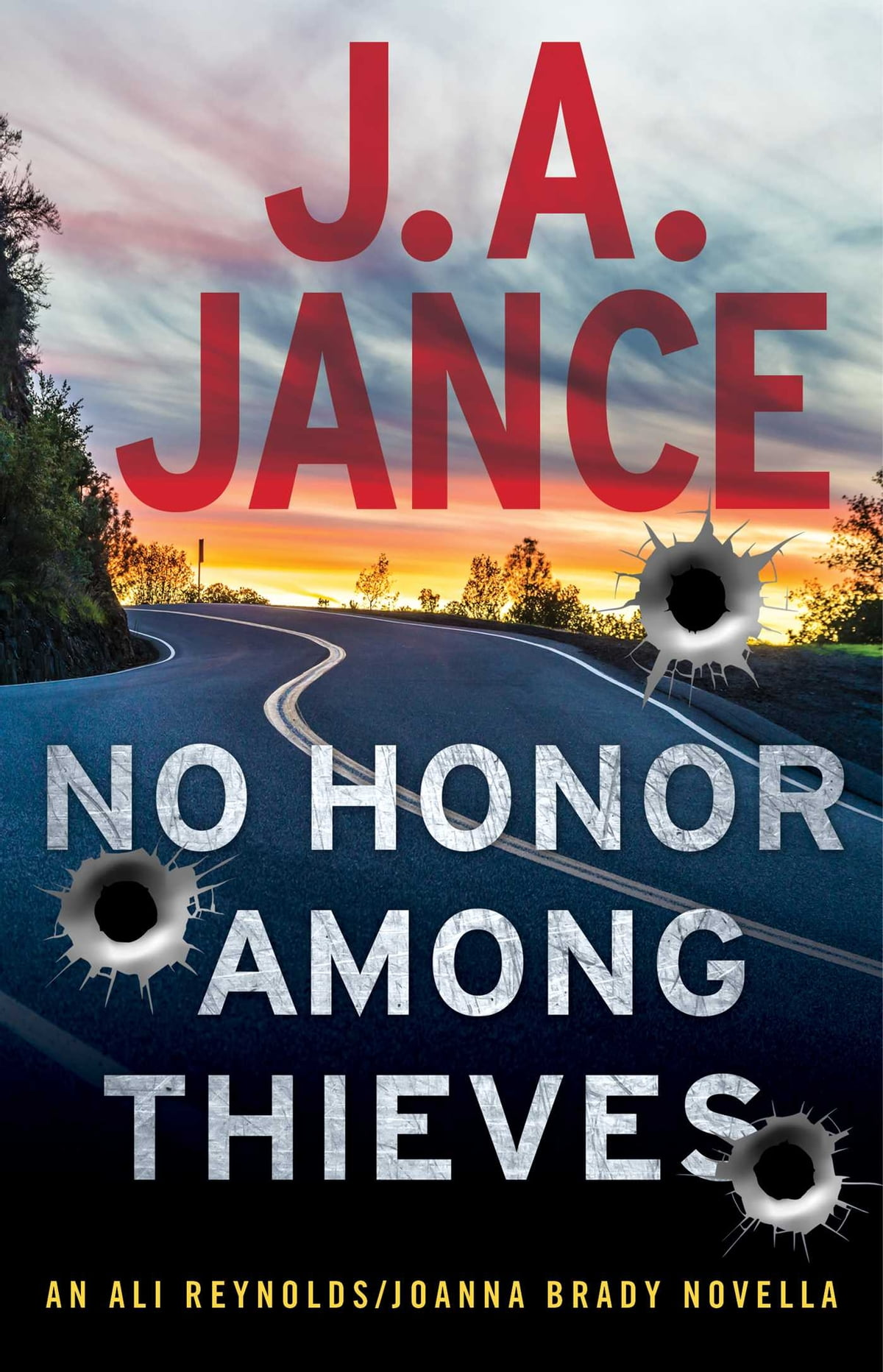 Downfall ebook by j jance 9780062297730 rakuten kobo no honor among thieves an ali reynolds novella ebook by ja jance fandeluxe Epub