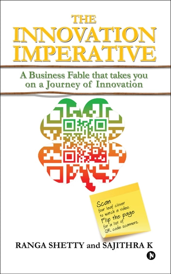 The Innovation Imperative - A Business Fable that takes you on a Journey of Innovation ebook by Ranga Shetty,Sajithra K