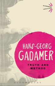 Truth and Method ebook by Hans-Georg Gadamer