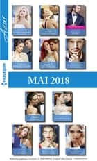11 romans Azur + 1 gratuit (nº3949 à 3959 - Mai 2018) ebook by Collectif