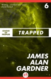 Trapped ebook by James A Gardner