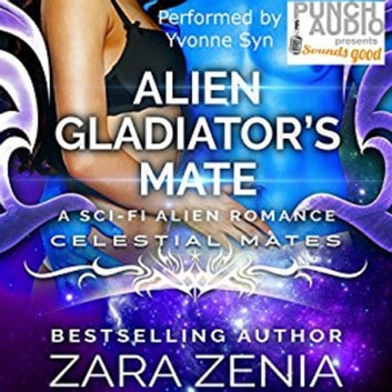 Alien Gladiator's Mate audiobook by Zara Zenia