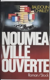 Nouméa ville ouverte ebook by Baudouin Chailley