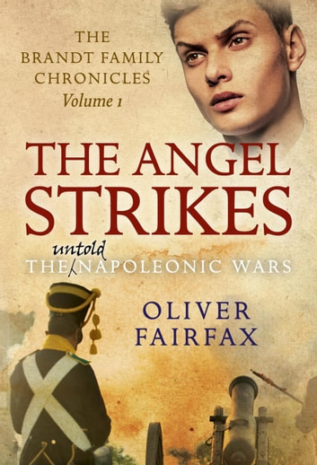 The Angel Strikes ebook by Oliver Fairfax