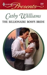 The Billionaire Boss's Bride ebook by Cathy Williams