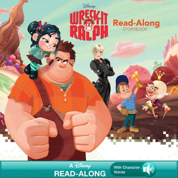 Wreck-It Ralph Read-Along Storybook ebook by Disney Book Group