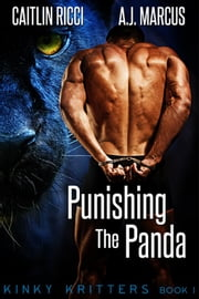 Punishing the Panda ebook by Caitlin Ricci,A.J. Marcus