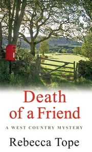 Death of a Friend ebook by Rebecca Tope