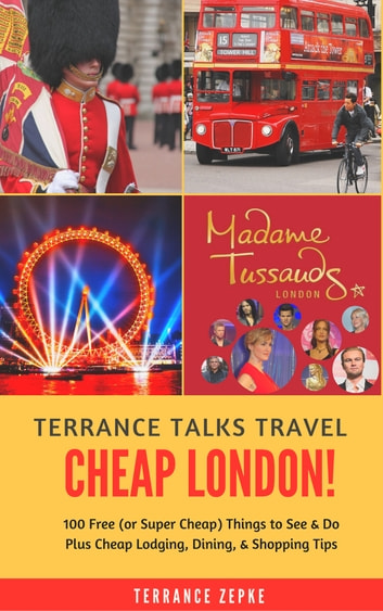 Cheap London ebook by Terrance Zepke