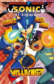 "Sonic the Hedgehog #273 ebook by Ian Flynn,Patrick ""SPAZ"" Spaziante,Jack Morelli,Dan Schoening,Tracy Yardley,Terry Austin,Luis Delgado"