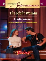 The Right Woman ebook by Linda Warren