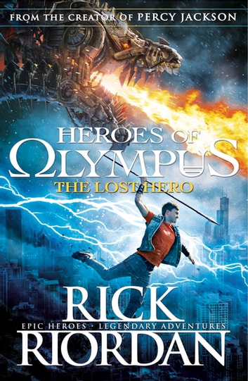 Heroes Of Olympus Ebook Epub