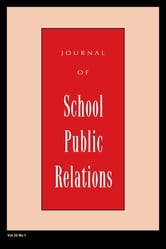 Jspr Vol 32-N1 ebook by Journal of School Public Relations
