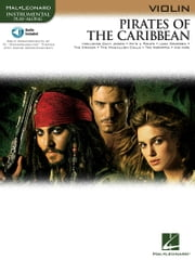 Pirates of the Caribbean (Songbook) - for Violin ebook by Klaus Badelt