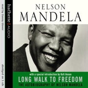 Long Walk To Freedom Audiolibro by Nelson Mandela