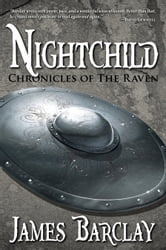 Nightchild ebook by James Barclay