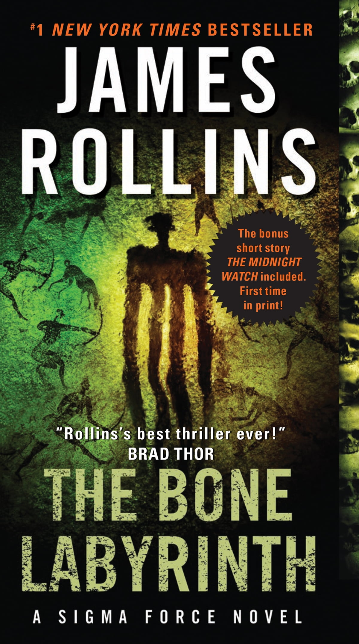 The Bone Labyrinth  A Sigma Force Novel Ebook By James Rollins