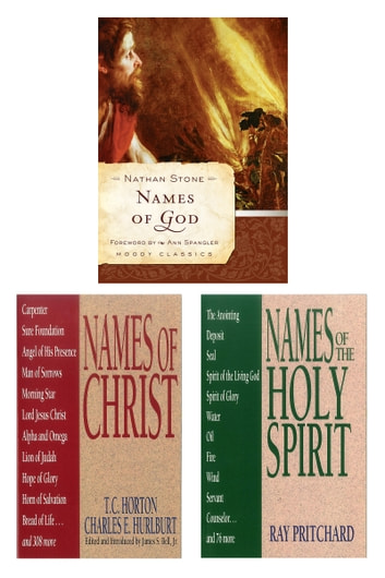 Names of God/Names of Christ/Names of the Holy Spirit Set ebook by T.C. Horton,Ray Pritchard,Charles E. Hurlburt,Nathan Stone