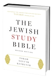The Jewish Study Bible - Second Edition ebook by Adele Berlin,Marc Zvi Brettler