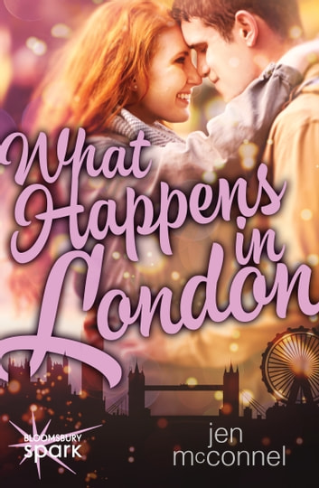 What Happens in London ebook by Jen McConnel
