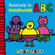 Animals in Underwear ABC ebook by Todd Parr