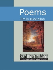 Poems ebook by Emily Dickinson