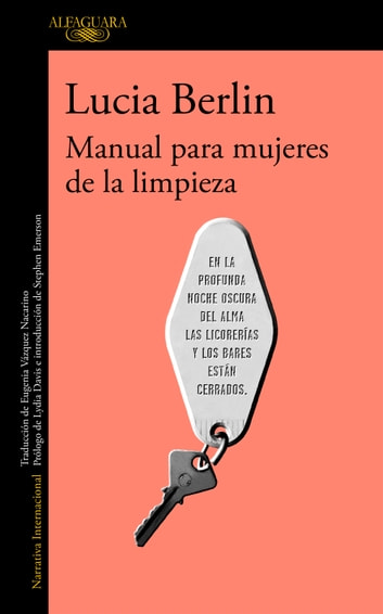 Manual para mujeres de la limpieza ebook by Lucia Berlin