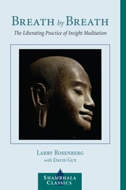 Breath by Breath - The Liberating Practice of Insight Meditation ebook by Larry Rosenberg