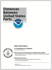 Distance between US Ports ebook by Geospatial-Intelligence Agency, National
