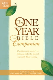 The One Year Bible Companion ebook by Tyndale