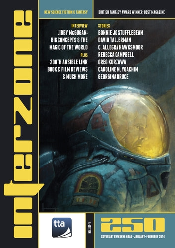 Interzone #250 Jan: Feb 2014 ebook by TTA Press