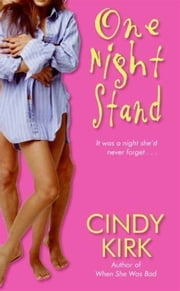 One Night Stand ebook by Cindy Kirk