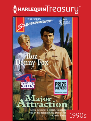 Major Attraction ebook by Roz Denny Fox