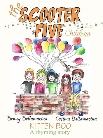The Scooter Five (Book 2) ebook by Benny Bellamacina