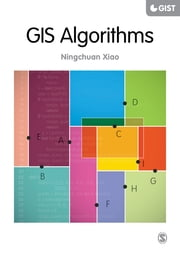 GIS Algorithms ebook by Professor Ningchuan Xiao