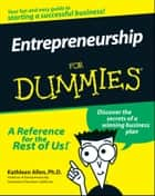 Entrepreneurship For Dummies ebook by Kathleen Allen
