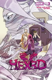 Hexed #3 ebook by Michael Alan Nelson,Dan Mora