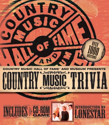 Country Music Trivia and Fact Book ebook by Country Music Hall of Fame,Ernie Couch