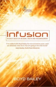 Infusion ebook by Boyd Bailey