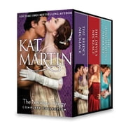 The Necklace Trilogy Complete Collection - The Bride's Necklace\The Devil's Necklace\The Handmaiden's Necklace ebook by Kat Martin
