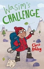 Wasim's Challenge ebook by Chris Ashley,Kate Pankhurst