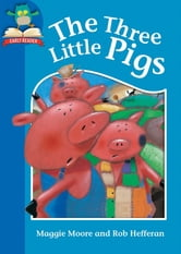 Must Know Stories: Level 1: The Three Little Pigs ebook by Maggie Moore